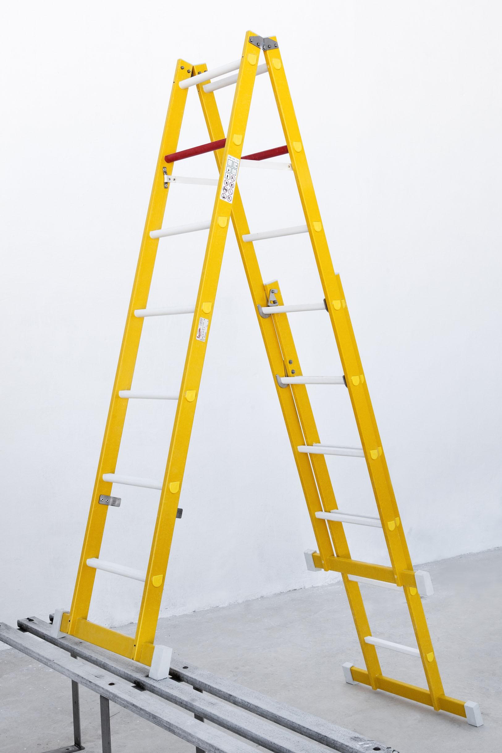 Rallonge Pour échelle Double Et Pliante En Fibre De Verre